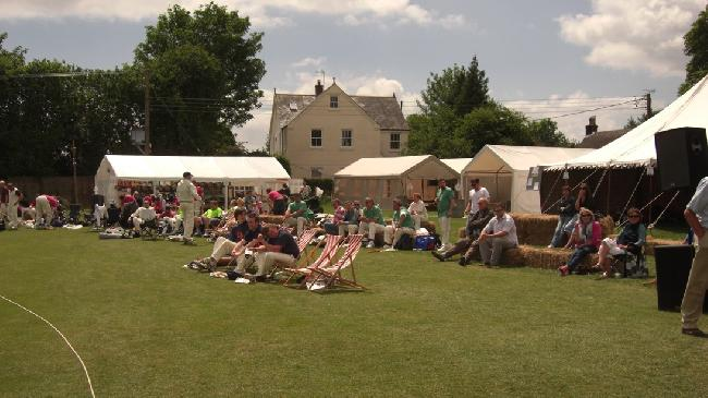 The music and beer festival plus sixes