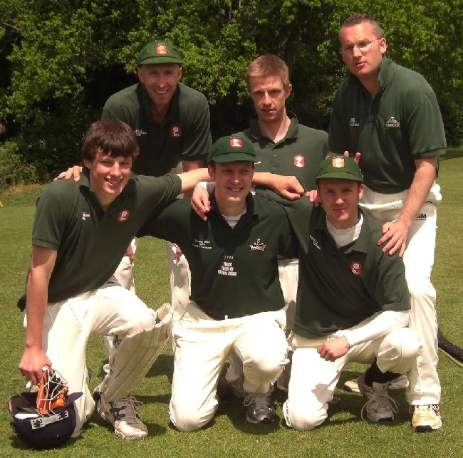 The sixes team who played the final