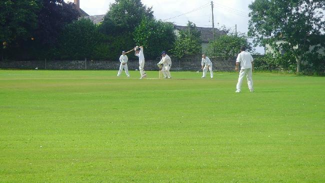 Cricket at Newton Tracey