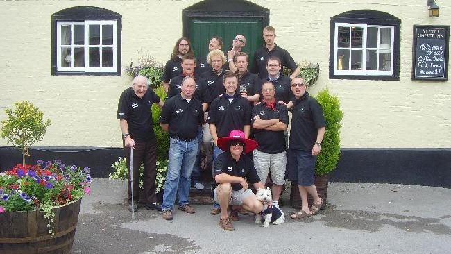 The Dogs on Tour 2010